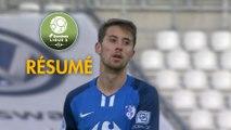 Grenoble Foot 38 - FC Metz (1-1)  - Résumé - (GF38-FCM) / 2018-19