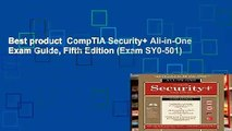 Best product  CompTIA Security+ All-in-One Exam Guide, Fifth Edition (Exam SY0-501)