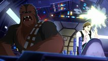 Star Wars Galaxy of Adventures : un premier trailer coloré pour la série à destination des enfants
