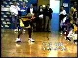 NBA Basketball - Kevin Garnett in high school