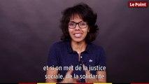 L'interview politique d'Audrey Pulvar, présidente de la Fondation pour la Nature et l'Homme