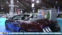 Découvrez le 3ème Salon de l'auto d'Avignon