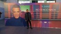 Alejandro Sanz se desnuda al hablar de su single 'No tengo nada'