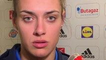 Euro 2018 féminin. Laura Glauser : « On est déçu mais il faut se reprendre »
