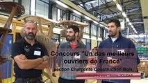 """Finale du concours """"Un des meilleurs ouvriers de France"""""""
