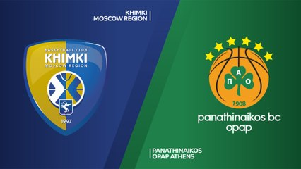 EuroLeague 2018-19 Highlights Regular Season Round 10 video: Khimki 76-68 Panathinaikos