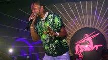 Kylie Jenner Posts Amazing BTS Of Travis Scott's AstroWorld Tour At Madison Square Garden