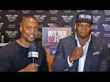 Luis Ortiz TARGETS ANTHONY JOSHUA: He'll fight me WHEN MY TEETH FALL OUT