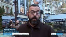 """""""Gilets jaunes"""" : la capitale se prépare à recevoir la manifestation du 1er décembre"""