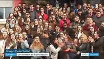 Éducation : une centaine de lycées bloqués
