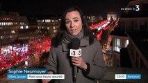 """""""Gilets jaunes"""" : 5 000 forces de l'ordre déployées sur les Champs-Élysées"""