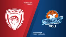 Olympiacos Piraeus - Buducnost VOLI Podgorica Highlights | Turkish Airlines EuroLeague RS Round 10