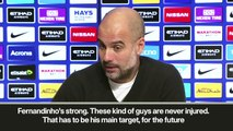 Eng Sub: Pep Guardiola challenges Benjamin Mendy to be consistently fit