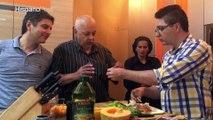 Rostros de Hispanopost: Claudio Nazoa: Comer, reír y escribir