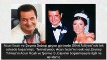 Acun Ilıcalı'nın eski eşi Zeynep Yılmaz'dan boşanma sonrası açıklama