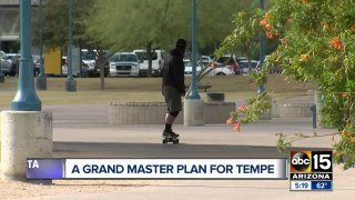 Tempe unveils master plan of ideas for Tempe Town Lake Tempe