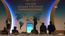 Kültür ve Turizm Bakanı Mehmet Nuri Ersoy Yurtdışı Türker ve Akraba Topluluklar Başkanlığının 2018 Yılı İstişare Toplantısı'na katıldı