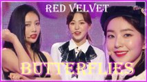 [Comeback Stage] Red Velvet - Butterflies, 레드벨벳 - Butterflies show Music core 20181201