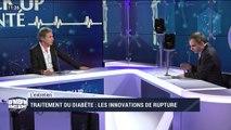 L'entretien: Traitement du diabète, les innovations de rupture - 01/12