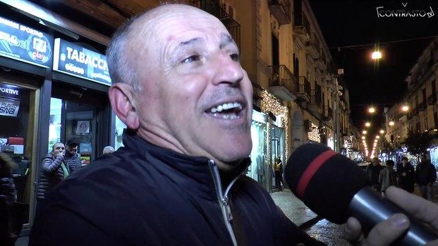 Aversa (CE) - Matteo Salvini o Lugi Di Maio? il parere delle persone (26.11.18)