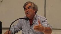 """« A quoi sert le droit ? », François Ost, professeur de droit, philosophe et dramaturge, vice-recteur honoraire de l'Université Saint Louis de Bruxelles (troisième conférence du cycle """"Droit et environnement"""", proposé par l'IEJUC)"""