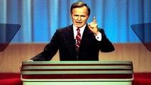 George H.W. Bush, el patriarca tranquilo de la dinastía Bush