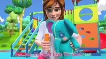 Yes Yes Playground Song  CoCoMelon Nursery Rhymes