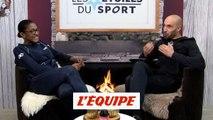 Pérec «Carl Lewis vient s'assoir à côté de moi» - Athlé - Les Etoiles du sport