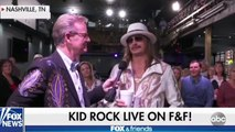 Kid Rock Ousted As Nashville Christmas Parade Grand Marshal After Behar Remark