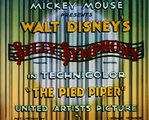 39 The Pied Piper 1933 Silly Symphony