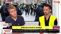 Morandini Live : passe d'armes quand un lycéen explique les violences (vidéo)