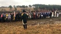 Saint-Cyr Coëtquidan a célébré la victoire d'Austerlitz