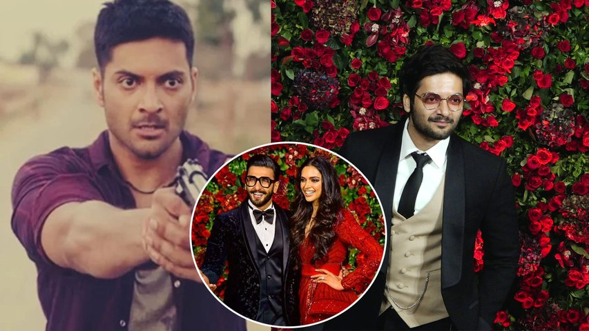 Deepika & Ranveer Reception: Ali Fazal arrives in Dashing Look for Deepveer's Party | Boldsky
