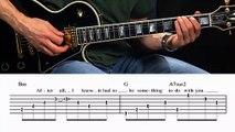 3 Doors Down - Kryptonite - Guitar Tutorial