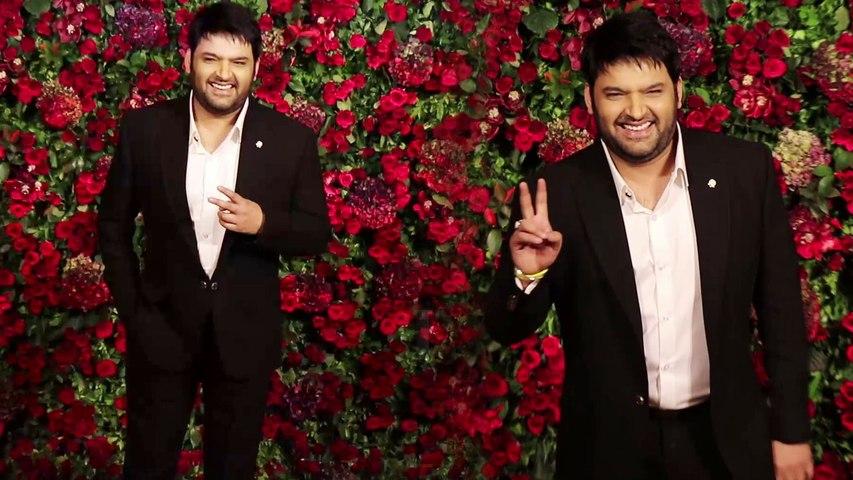 Deepika और Ranveer के Reception में Kapil Sharma का जलवा; Watch Video | Boldsky