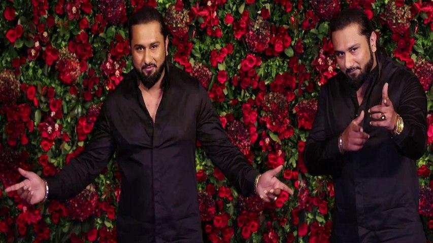 Deepika और Ranveer के Reception में Honey Singh का जलवा; Watch Video | Boldsky