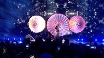 Scarlett Lee & Robbie Williams - Angels - The X Factor UK,1 dec 2018