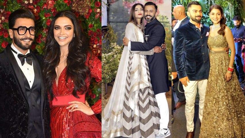 Deepika Padukone, Anushka Sharma or Sonam Kapoor: Whose Wedding Look was Best? | Boldsky