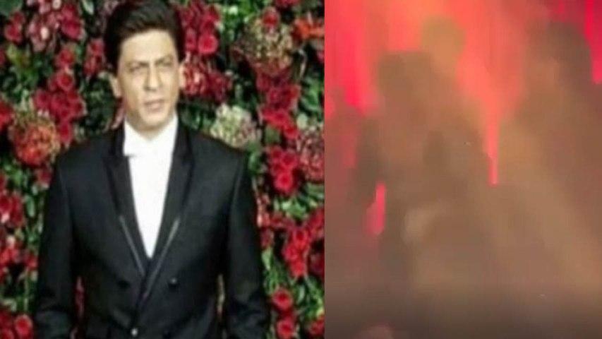 Deepika & Ranveer Reception: Shah Rukh Khan, Ranveer & Malaika dance to Chaiyya Chaiyya | Boldsky