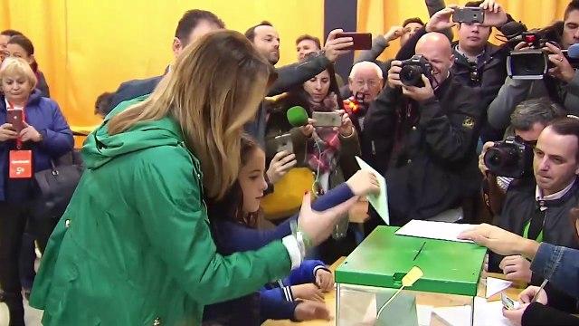 Información a la 15,00 horas sobre las elecciones andaluzas