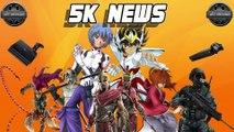 5K Gamer News #1 - Novidades Netflix,  novo jogo de LEGO,  Ghost of Tale, Darksaiders 3, Servidores de Battlefield V, e muito mais notícias!!!