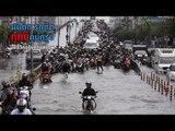 ฝนตก รถติด ทุกข์คนกรุง ใช้ชีวิตจริงตามสภาพ น้ำท่วม 2017