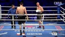 Arslan Yallyev vs Viktar Chvarkou (01-12-2018) Full Fight