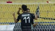 Bounedjah : Triplé et doublé de passe vs Al Gharafa