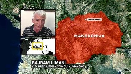 Limani o ubistvu zvaničnika albanske partije u Kumanovu