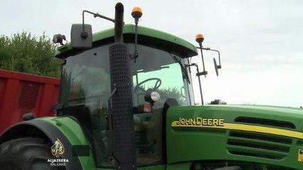 Nezadovoljni francuski farmeri nastavljaju blokadu