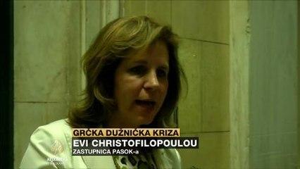 Usvojen novi paket mjera štednje u Grčkoj