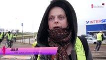 La colère de Julie, gilet jaune à Essey-lès-Nancy