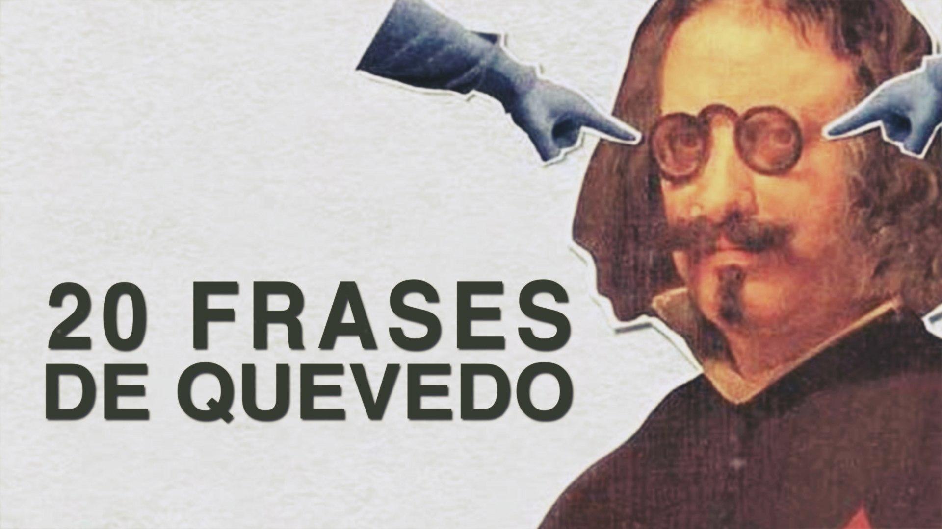 20 Frases De Quevedo Genio Del Siglo De Oro Español