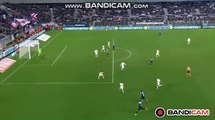 Goal Cornelius (2-2) Girondins Bordeaux vs Paris St. Germain